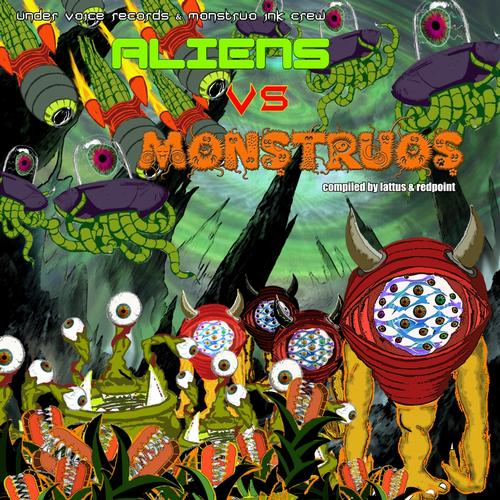 VA - Aliens Vs Monstruos